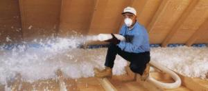 Insulation Blowing